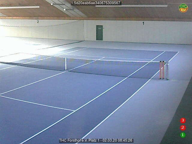 Tennishalle am Brf. Seel