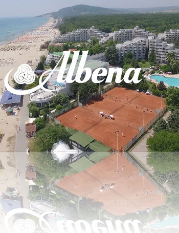 Tennisreise Bulgarien im Ressort Albena Tennissport