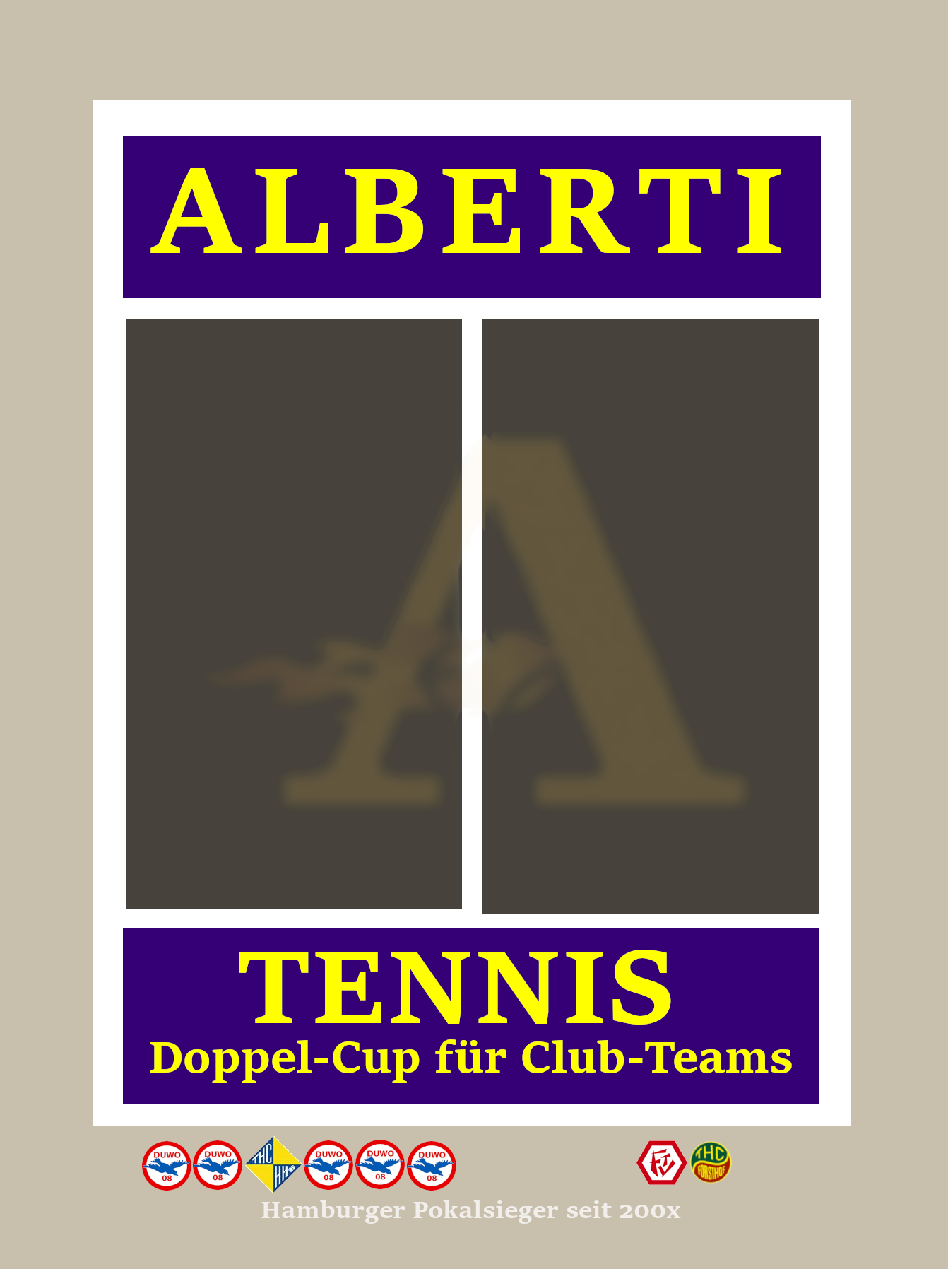 Alberti Cup in Hamburg
