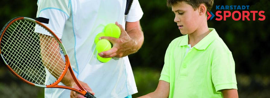 Tennis Training - Tennisausbildung