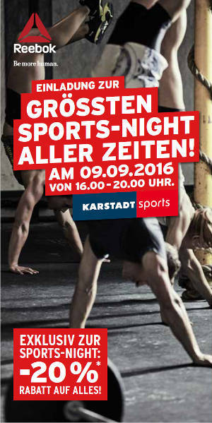 sportnight karstadt 1