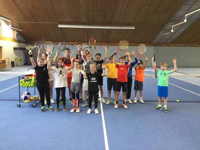 Kids Day am 03.02.2018 bei Roland Gripp