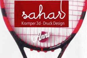 Sahar Kramper 3d - Druck Design