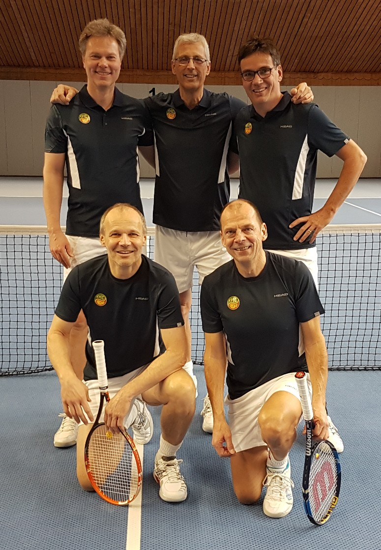 Tennisteam Herren 50II - THC am Forsthof e.V.