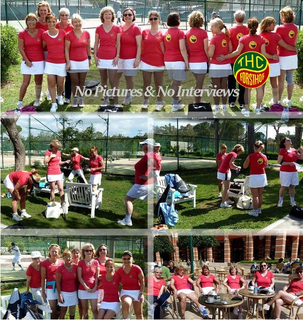 Tennis Damen Team 40/50